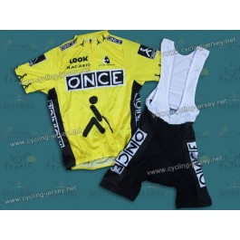 Once Throwback Vintage Cycling Jersey and Bib Shorts Set