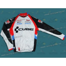 2011 Cube Team Cycling Long Sleeve Jersey