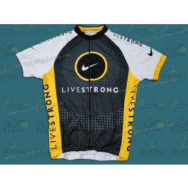 10 Livestrong Cycling Jersey