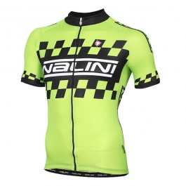 2015 Nalini Green Racing-Flag Cycling Jersey