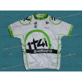 2012 Team Project 1t4i White Cycling Jersey