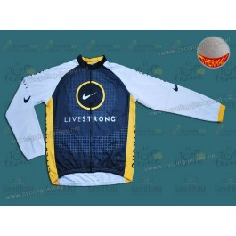 2010 Livestrong Thermal Cycling Long Sleeve Jersey