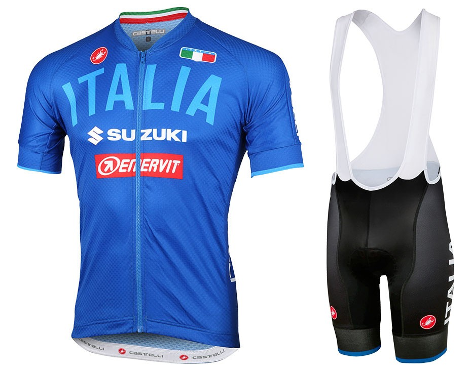 The most popular and cheap cycling Bib sets - 2018 Team Italy 2.0 ... 47813ec84