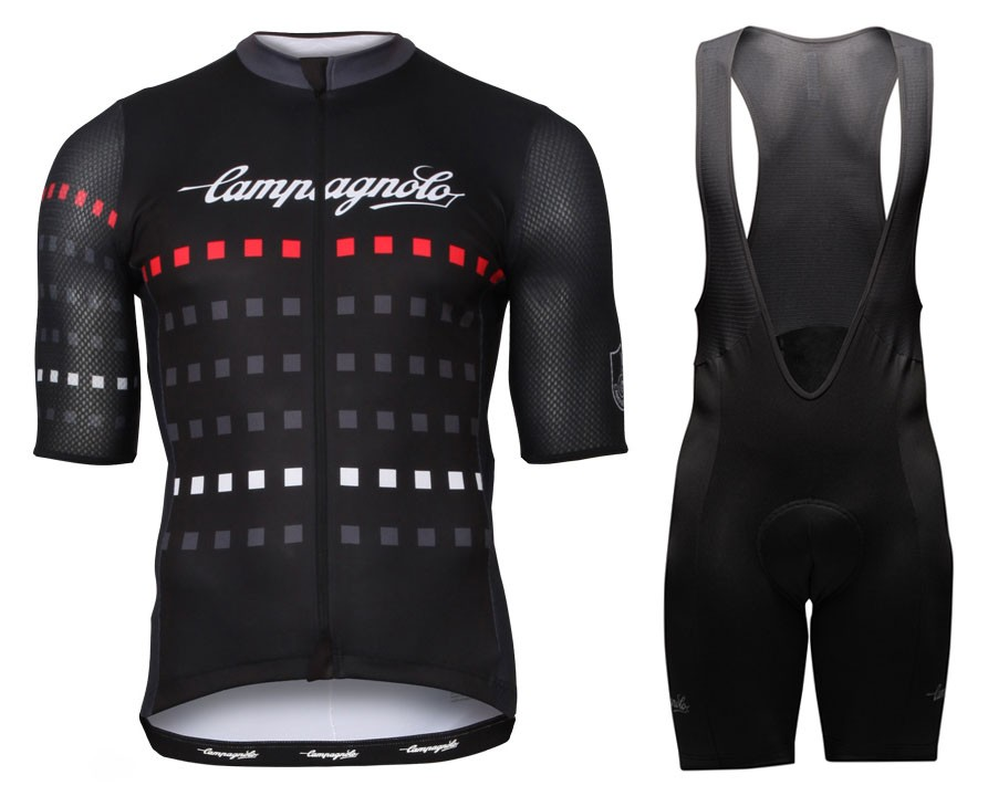 The most popular and cheap cycling Bib sets - 2018 Campagnolo Iridio ... 59cc467b1