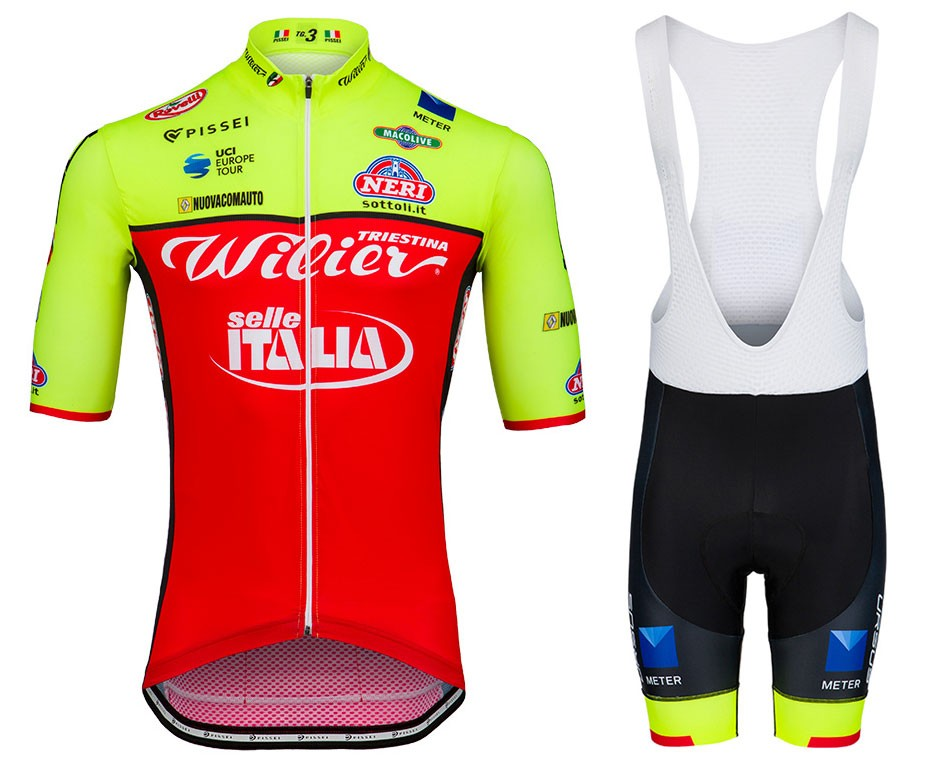 The most popular and cheap cycling Bib sets - 2018 Wilier Triestina ... cd12c507a