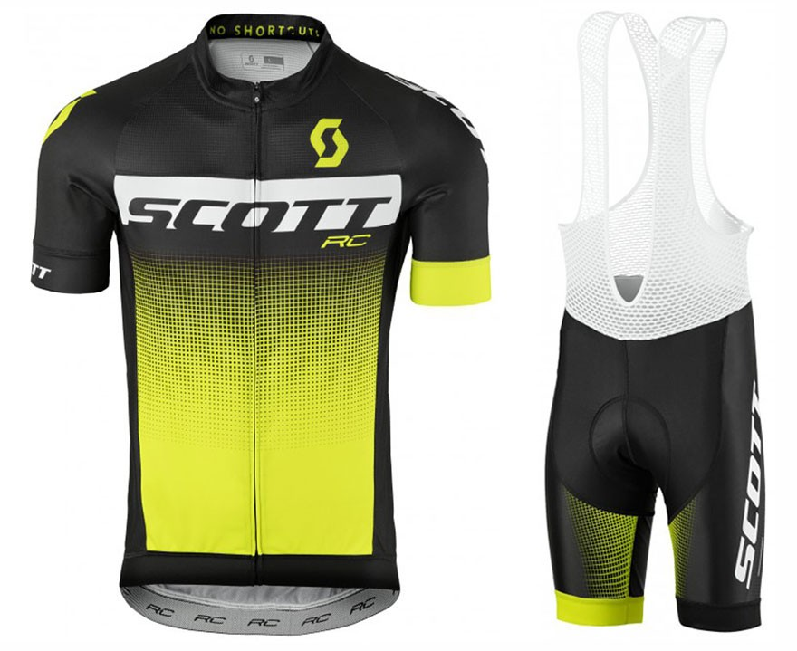 788ed2ac9 Good quality and cheap of team Scott cycling jersey on cobocycling.com