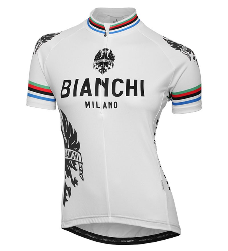 2016 Bianchi Milano Sorisol World Champion Women Cycling Jersey And ... a63b5a983
