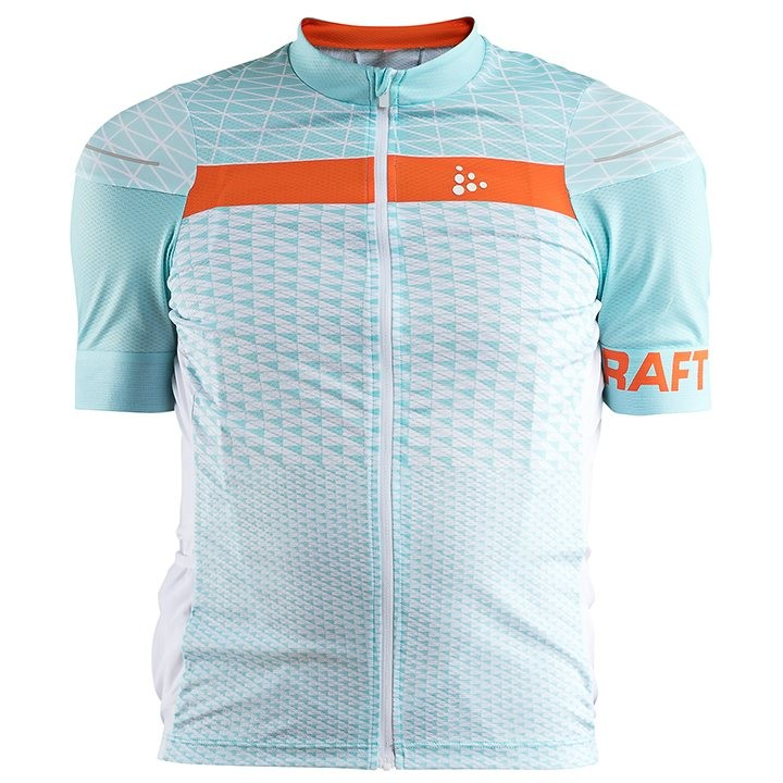 The most popular and cheap cycling jersey - 2018 Craft Route Blue ... 9b9587c4e