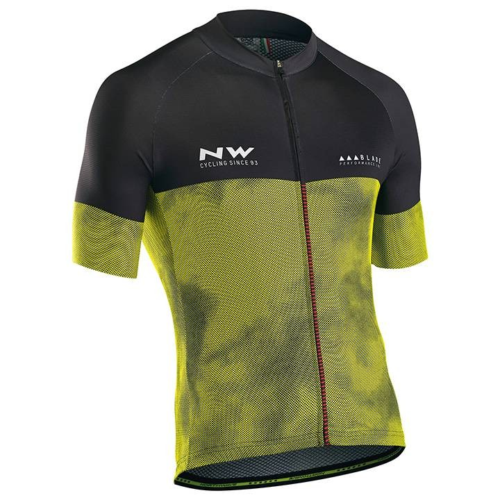 The most popular and cheap cycling jersey - 2018 Northwave Blade 3 ... 7bd896b73
