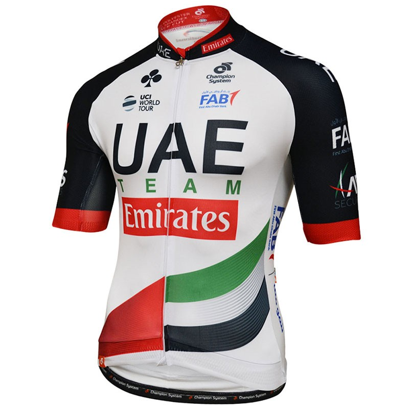 The most popular and cheap cycling jersey - 2018 Team UAE Cycling Jersey 473a0215a