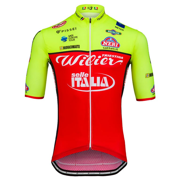 The most popular and cheap cycling jersey - 2018 Wilier Triestina ... c134a0257