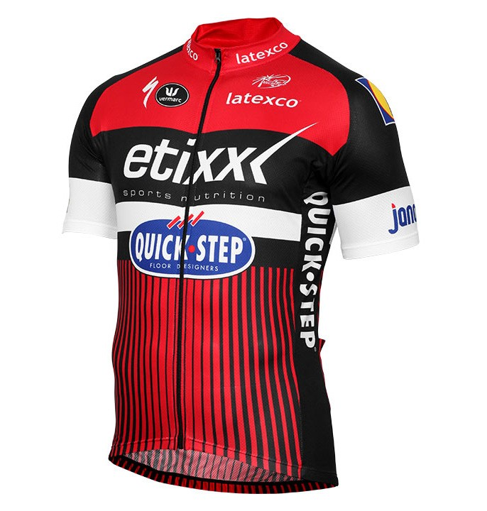 2016 Etixx-Quick Step TDF Edition Red Cycling Jersey f1f9802f4