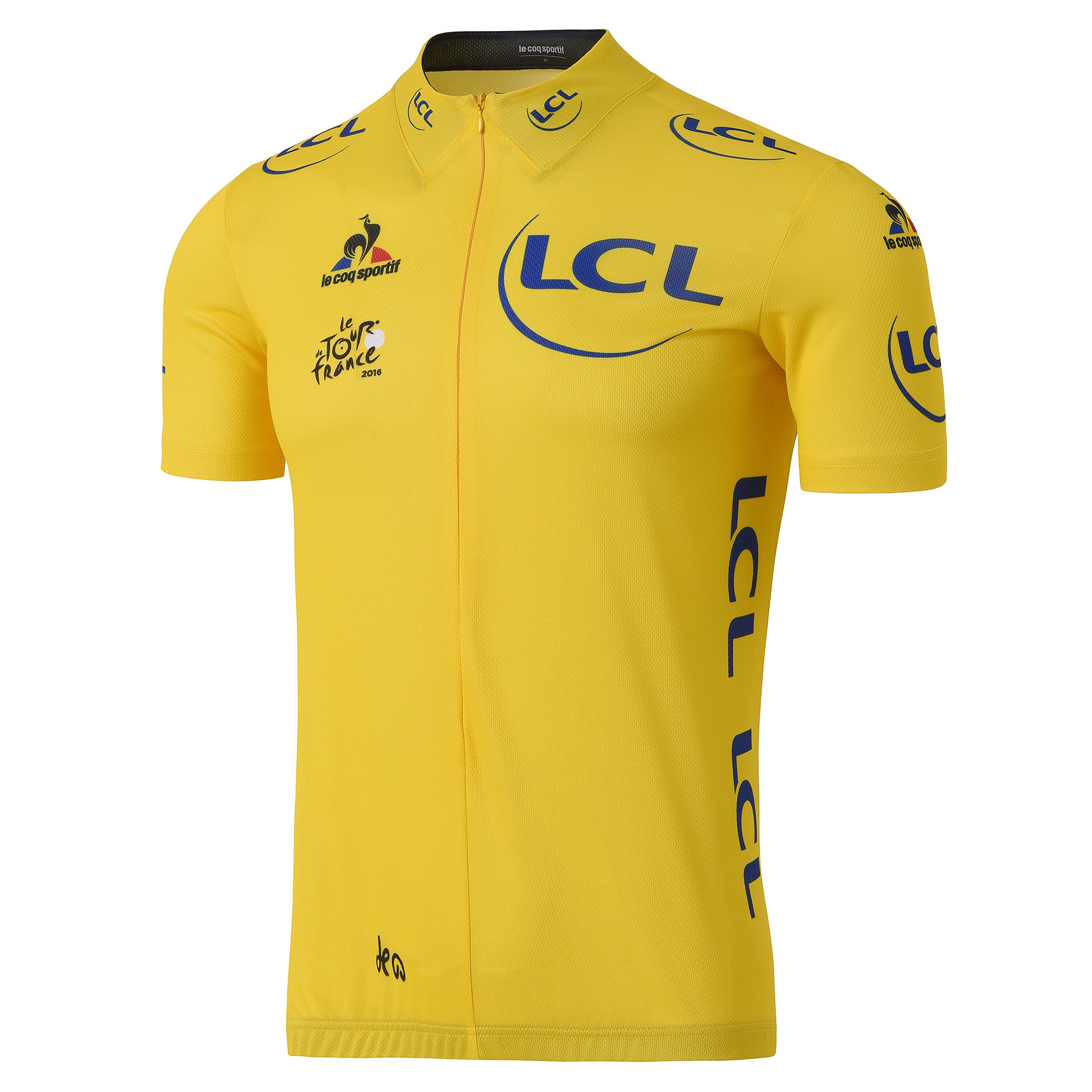 2016 Tour De France General Classification Yellow Cycling ...