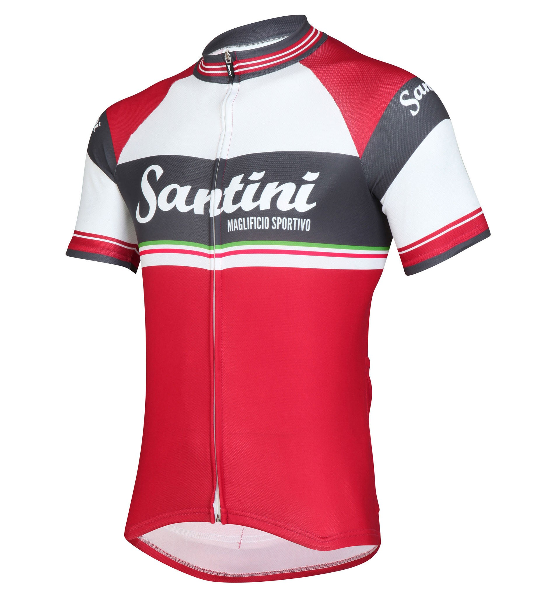 2016 Santini Exclusive Foscagno Cycling Jersey And Bib