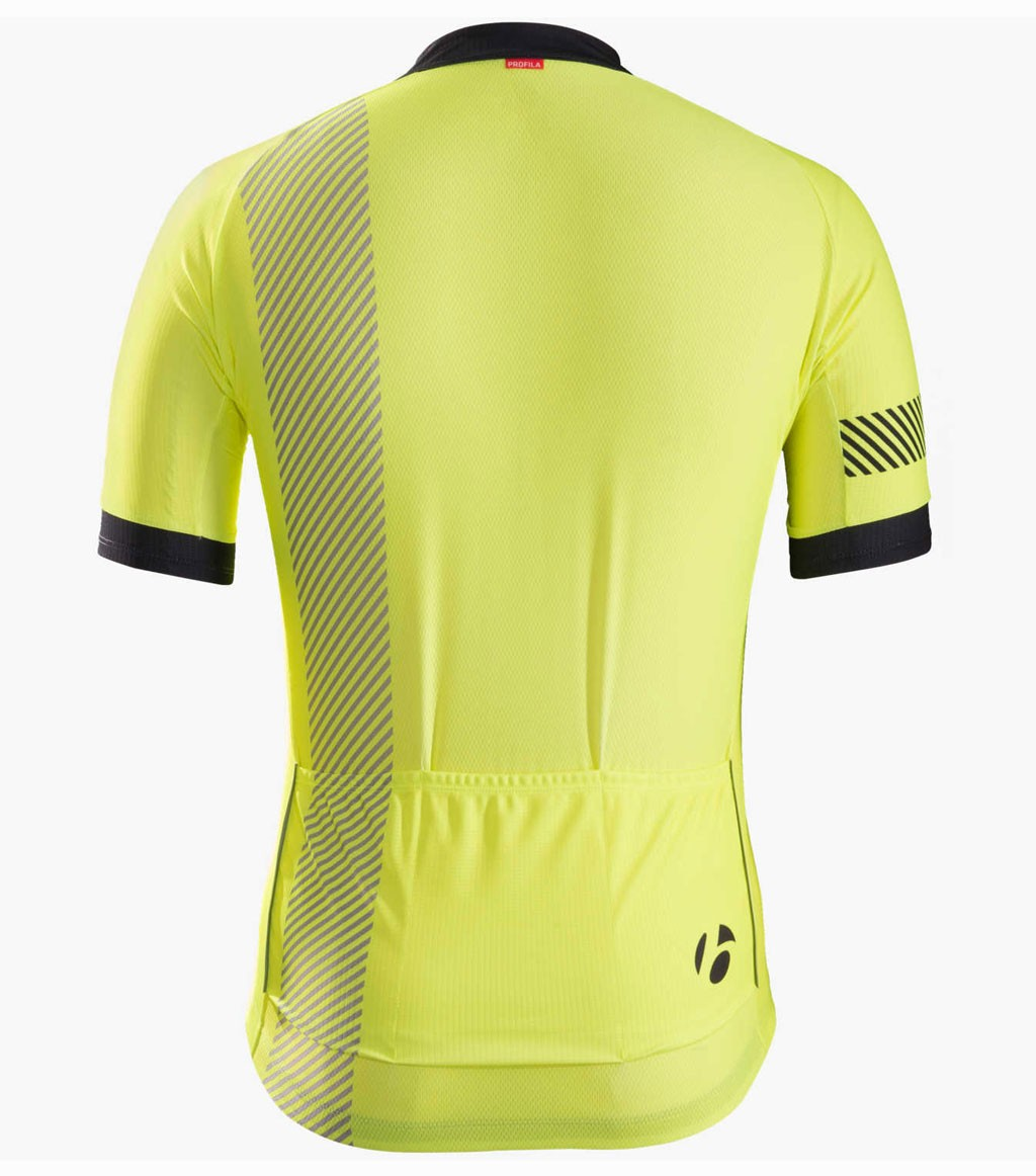2016 Bontrager Specter Yellow Cycling Jersey And Bib ...