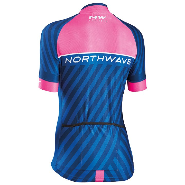 2017 Northwave Logo 3 Women s Blue Cycling Jersey 8eef25468