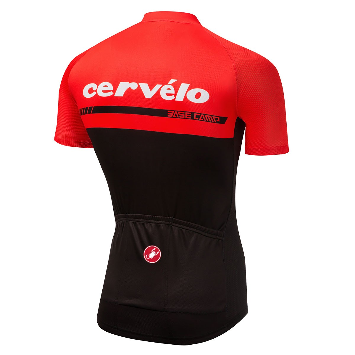 The most popular and cheap cycling jersey - 2018 Cervelo 3T Red ... 4490644ae