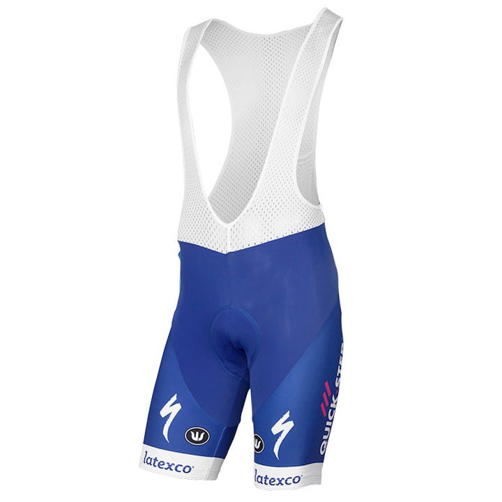 2017 quick step floors cycling jersey and bib shorts set for Quick step floors cycling team