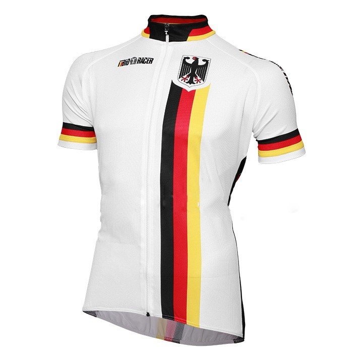 2016 Germany National Team Cycling Jersey And Bib Shorts