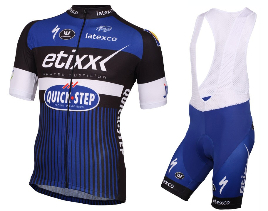 Good quality and cheap of team Quick-Step cycling jersey on ... 400653715