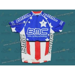 BMC USA Champion Pro Line 2010 Cycling Jersey