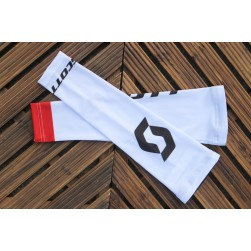 2017 Scott Rc White Cycling Arm Warmer
