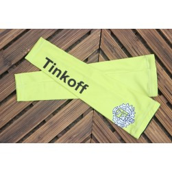 2016 Tinkoff Saxo Bank Yellow Cycling Arm Warmer