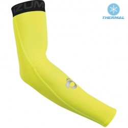 2017 Pearl Izumi Yellow  Thermal Cycling Arm Warmer