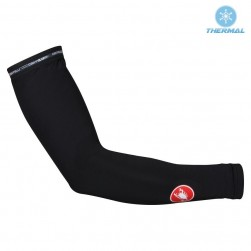 2017 Cаstelli SP Black Thermal Cycling Arm Warmer