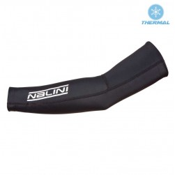 2017 Nalini Black Thermal Cycling Arm Warmer