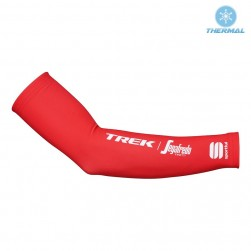 2017 Trek Factory Segafredo Red Thermal Cycling Arm Warmer