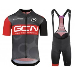 2018 Team GCN Cycling Jersey And Bib Shorts Set