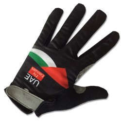 2017 UAE Fly Emirates Thermal Long Gloves