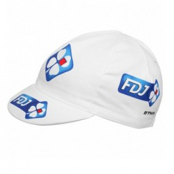 2017 FDJ White Cycling Cap