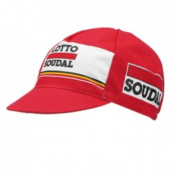 2017 Lotto-Soudal Red Cycling Cap