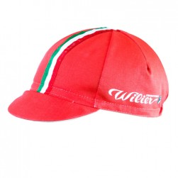 Wilier Italian Red Cycling Cap
