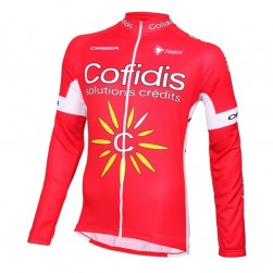 2016 Cofidis Team Cycling Long Sleeve Jersey