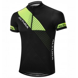 2017 Altura Sportive Black-Yellow Cycling Jersey