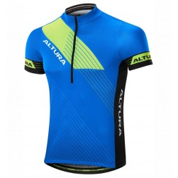 2017 Altura Sportive Blue-Yellow Cycling Jersey