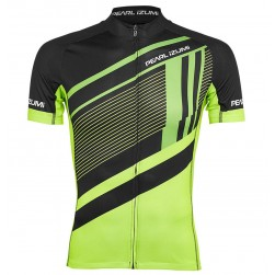 2017 Pearl Izumi Elite Escape LTD Black-Yellow Cycling Jersey