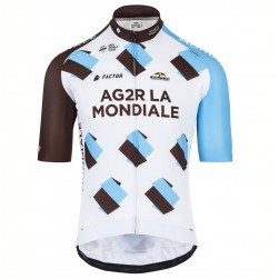 2017 Team Ag2r Cycling Jersey