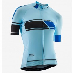 2017 Orbea Women's Team Light-Blue Cycling Jersey