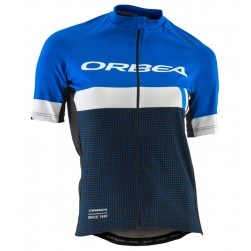 2017 Orbea Club Women's Blue Cycling Jersey