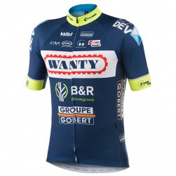 2017 Wanty Groupe Gobert Cycling Jersey