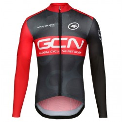 2017 GCN Team Pro Long Sleeve Cycling Jersey