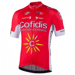 2018 Cofidis Solutions Credits Cycling Jersey