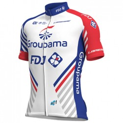 2018 Team FDJ White Cycling Jersey