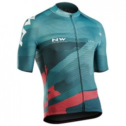 2018 Northwave Blade 3 Blue Cycling Jersey