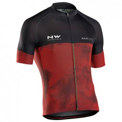 2018 Northwave Blade 3 Red Cycling Jersey