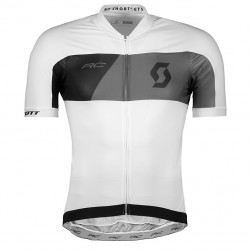 2018 Scott RC Premium White Cycling Jersey